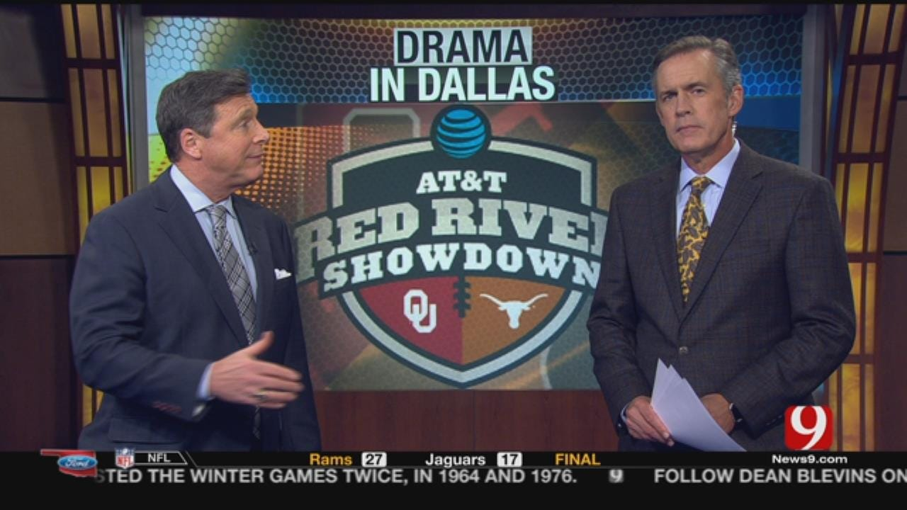 Red River Showdown: Blitz Breakdown