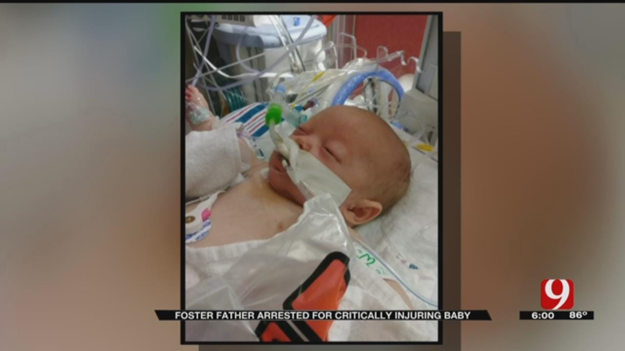 Baby Removed From Life Support, Foster Father Admits To Shaking Him