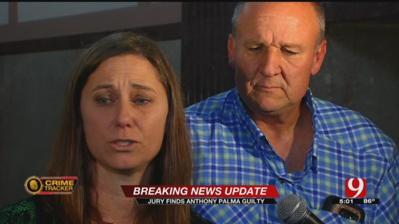 Anthony Palma Found Guilty In The Murder Of 8-Year-Old Kirsten Hatfield