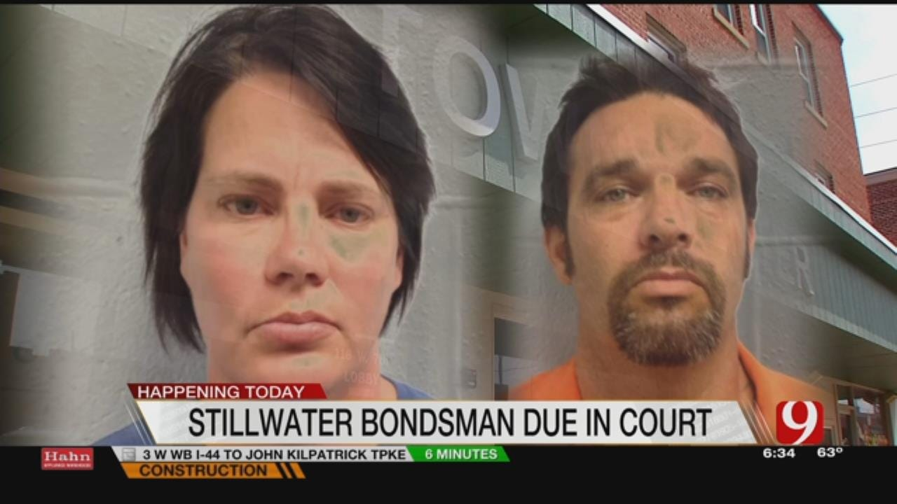 Bail Bondsman Accused Of Murder To Be Arraigned In Payne County