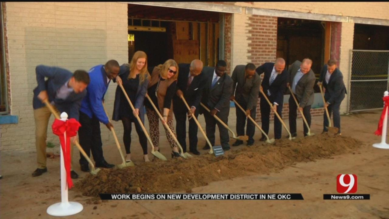 Developers Hope To Boost NE OKC With New Project
