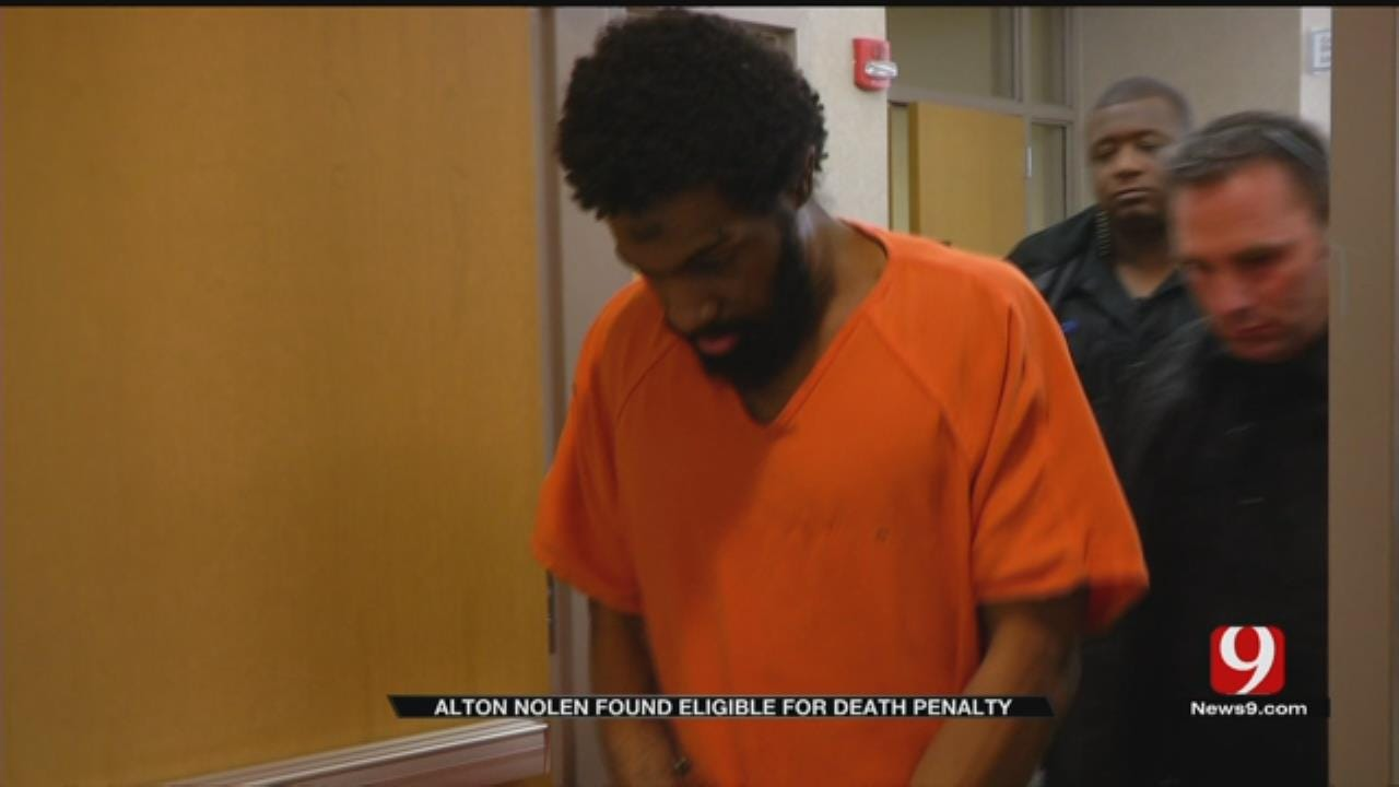 Jurors Find Alton Nolen 'Not Intellectually Disabled', Eligible For Death Penalty