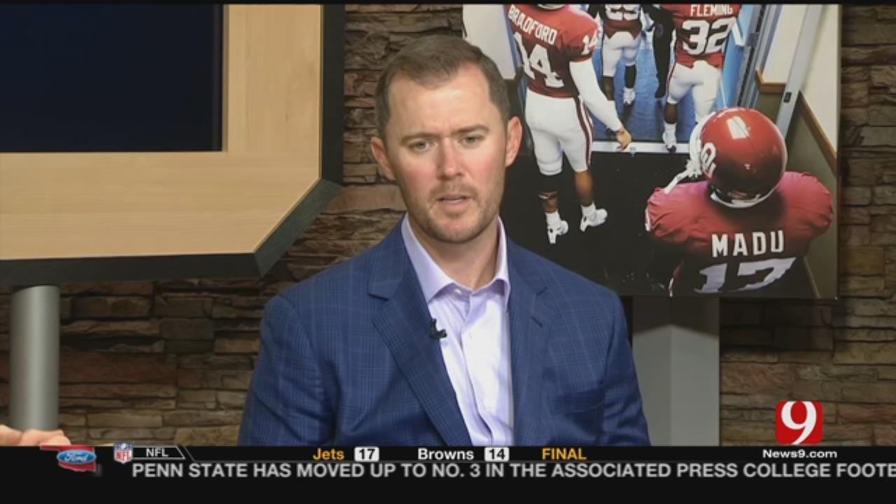 Interview With Lincoln Riley