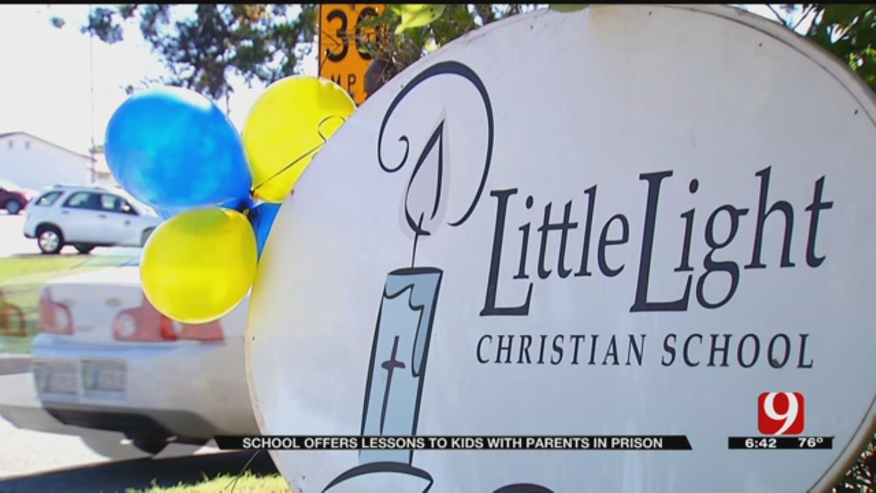School Opens In OKC To Break Cycle Of Incarceration