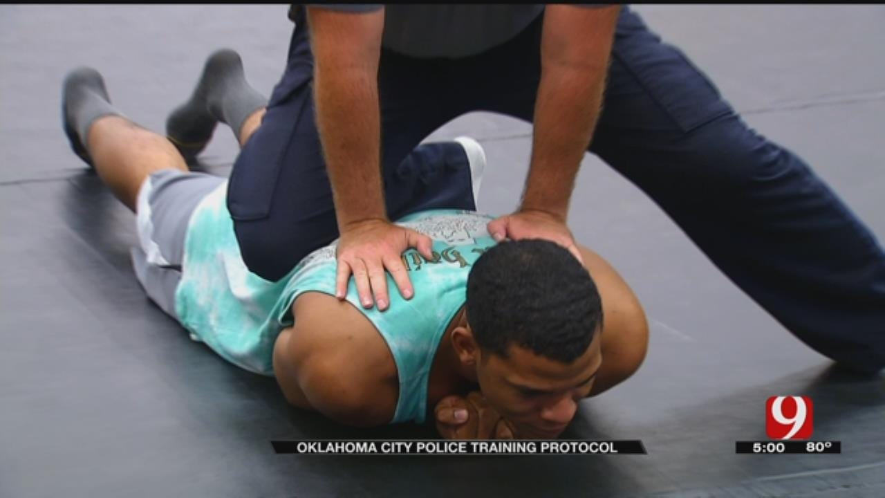 OKC Police Reveal Evolving Training Protocol
