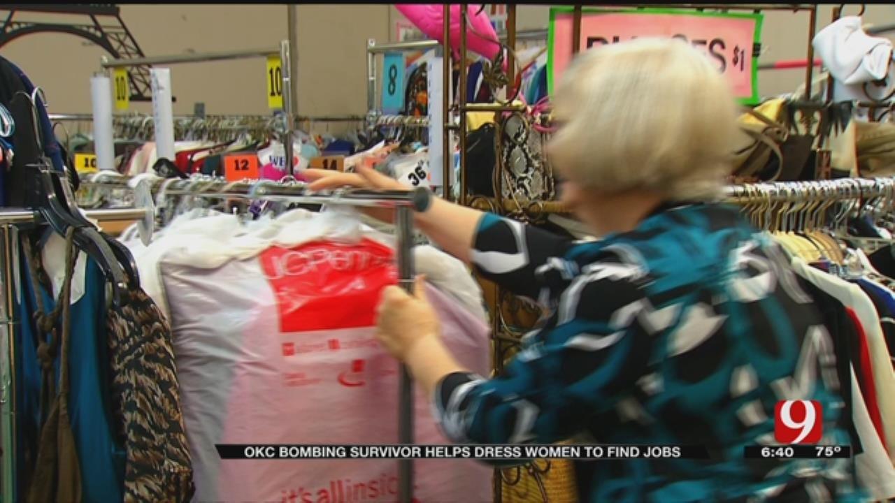 OKC Bombing Survivor Celebrates 20 Years With Nonprofit