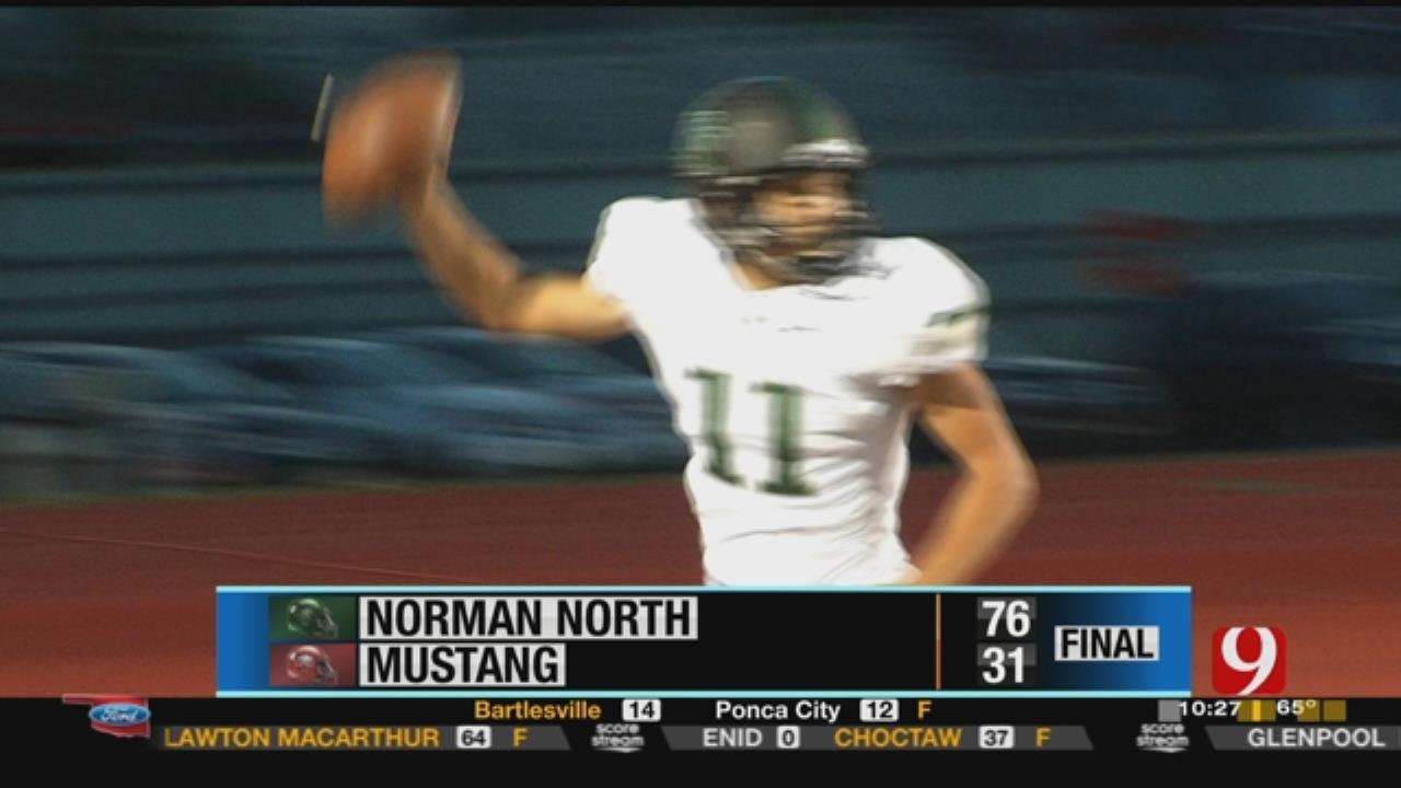 Norman North 76 at Mustang 31