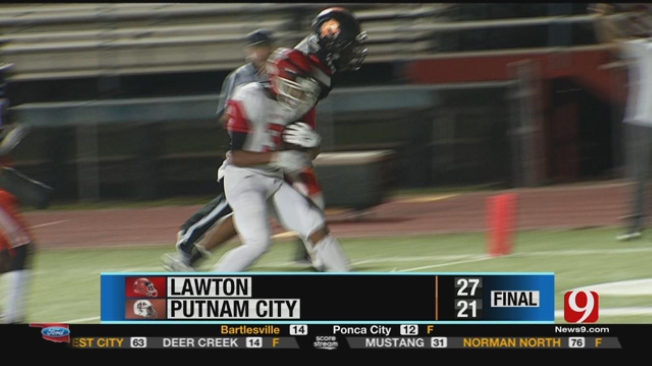 Lawton 27 at Putnam City 21