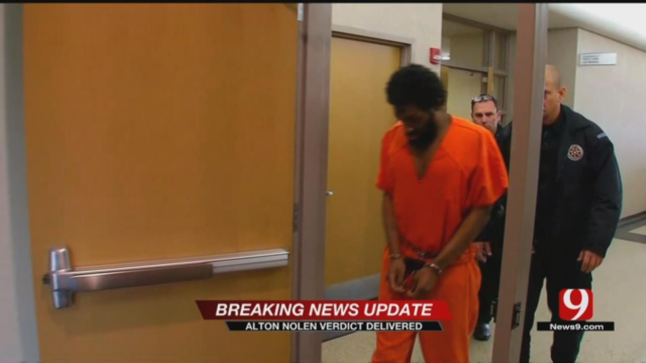Nolen Guilty On All Charges