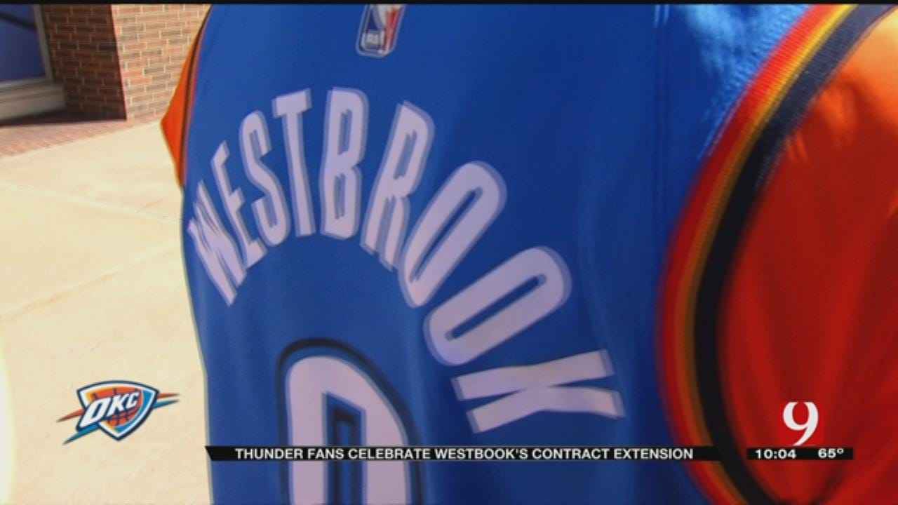 Reactions To Westbrook's Contract Extension