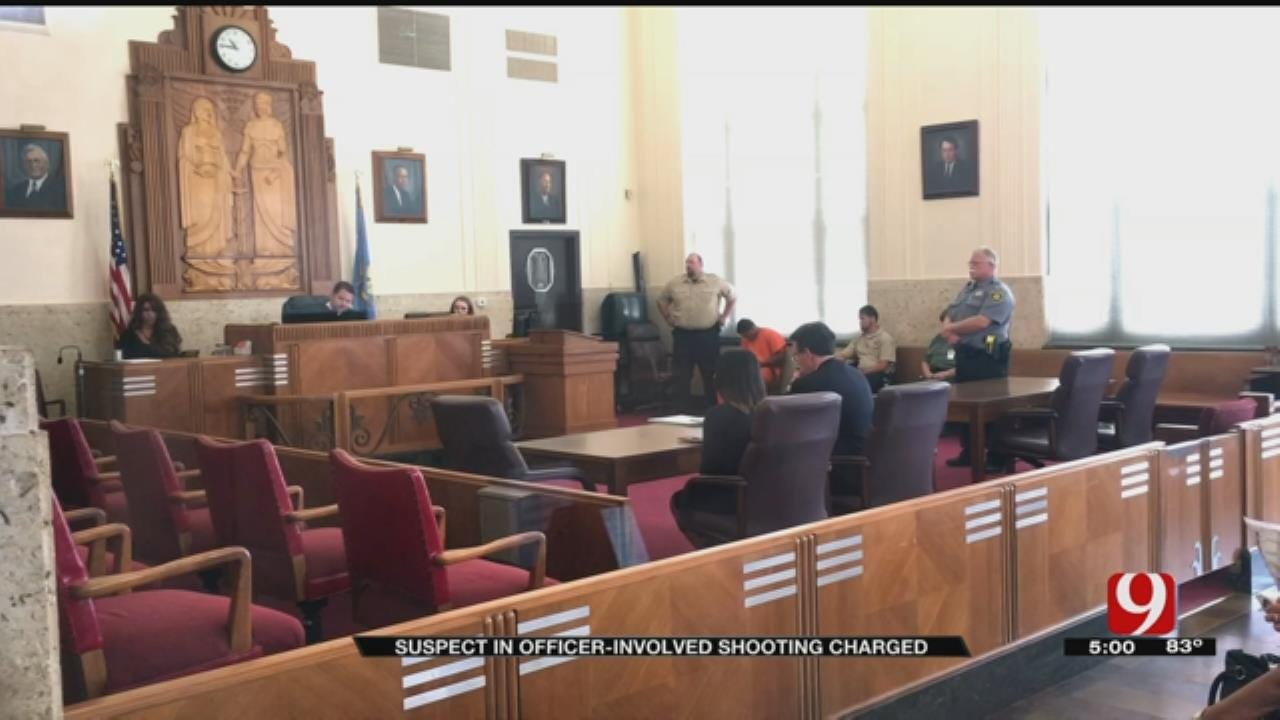 Judge Denies Bond For Chickasha Officer-Involved Shooting Suspect