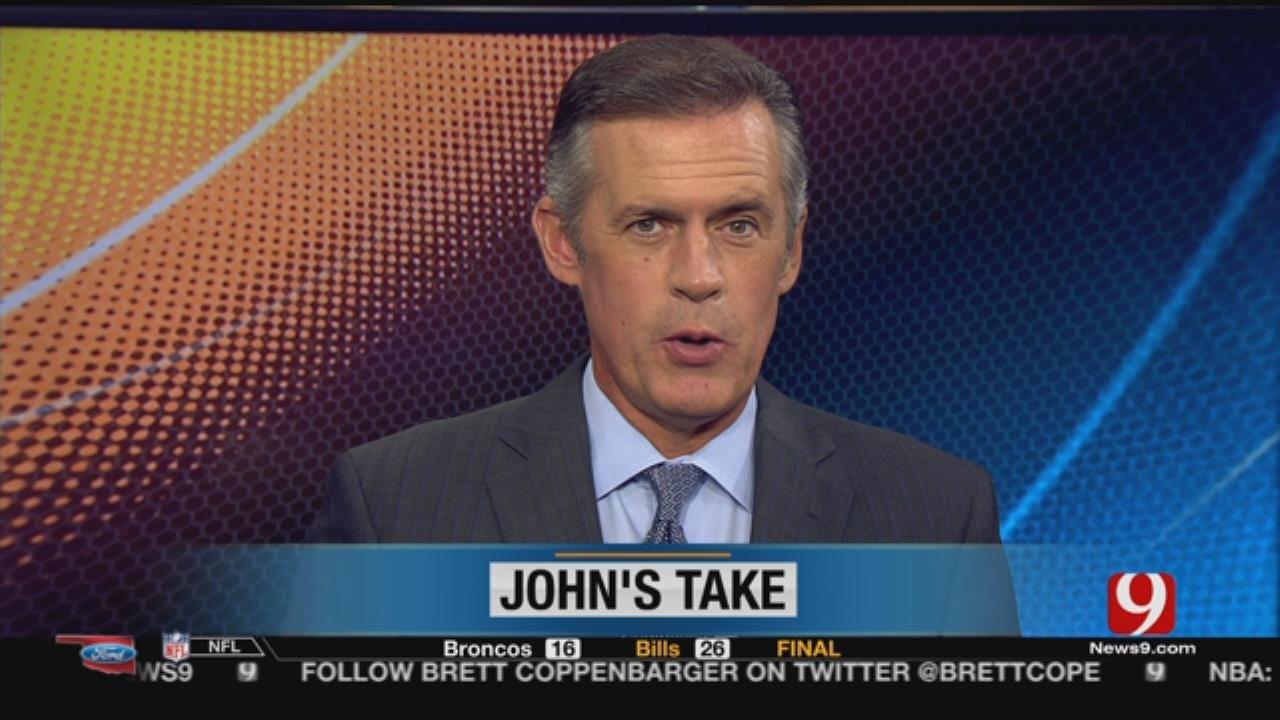 John's Take