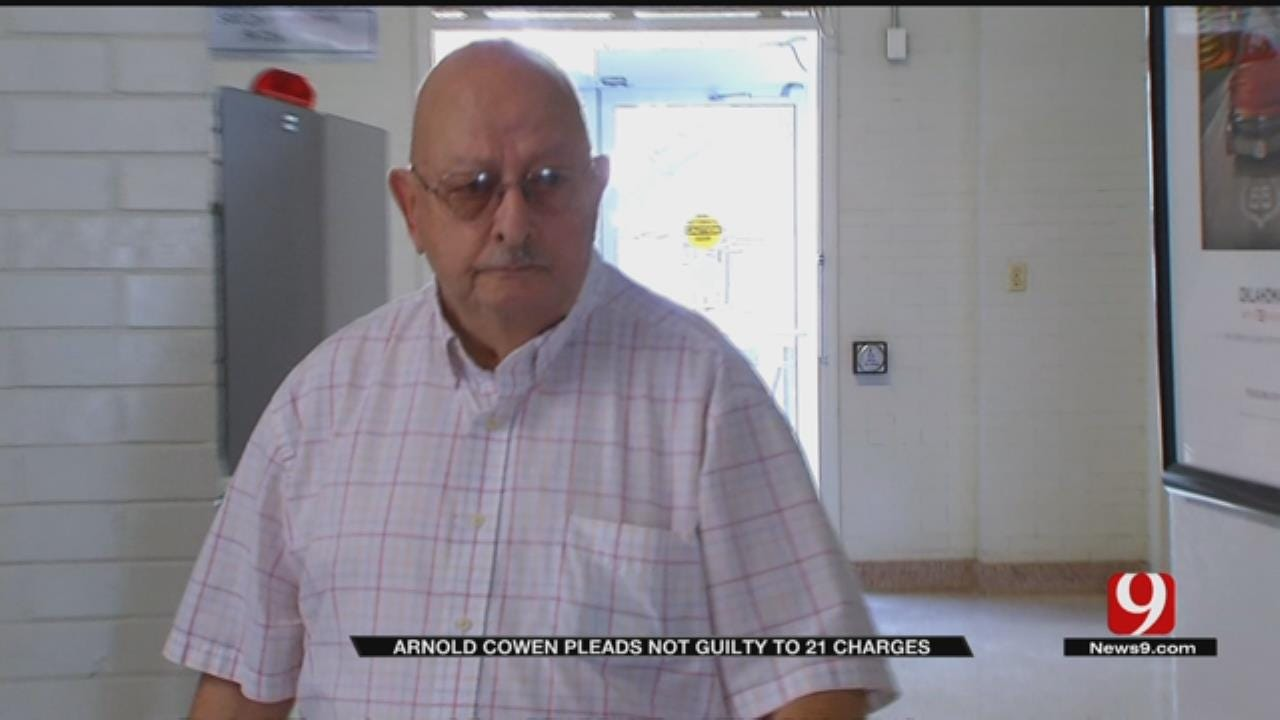 Arnold Cowen Pleads Not Guilty To 21 Charges