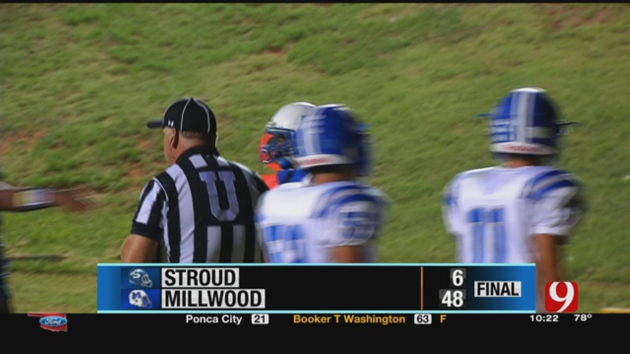 Stroud 6 at Millwood 48