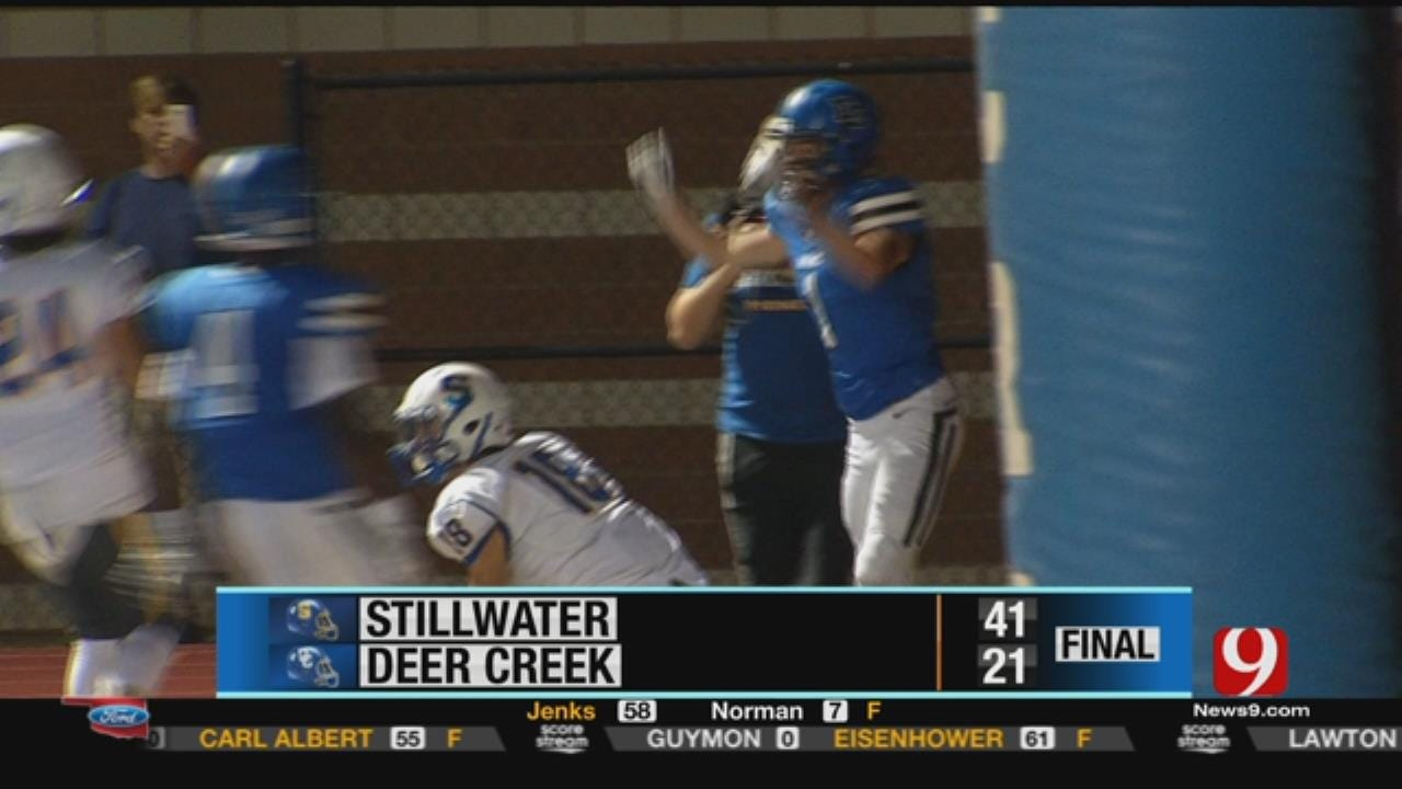 Stillwater 41 at Deer Creek 21