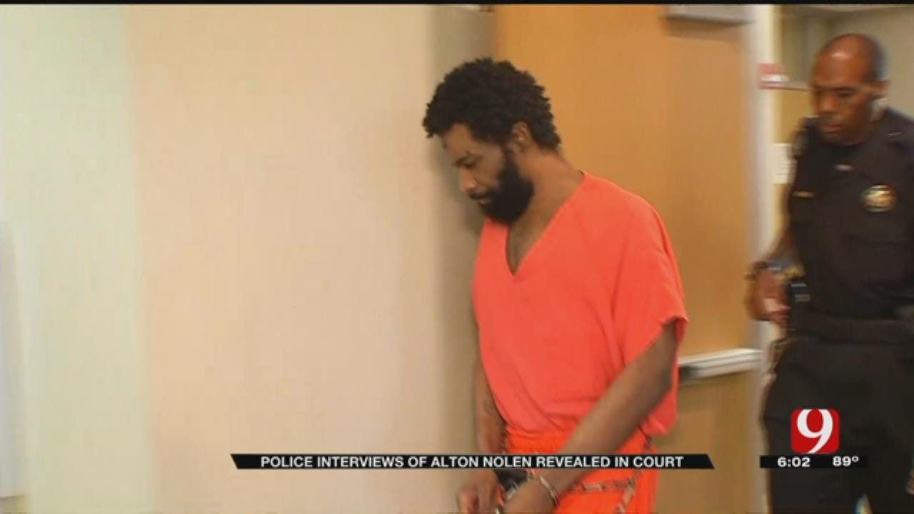 'I Beheaded The First Woman' - Alton Nolen Interviews Played In Trial