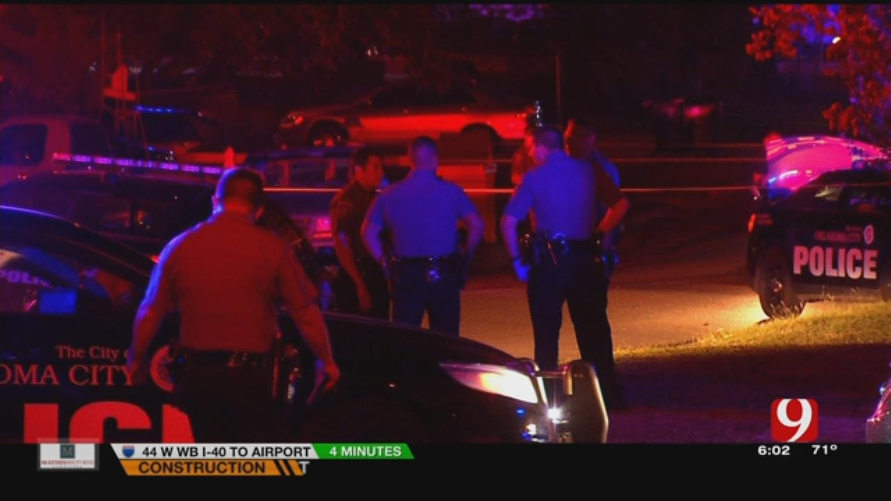 One Dead In OKC Officer-Involved Shooting