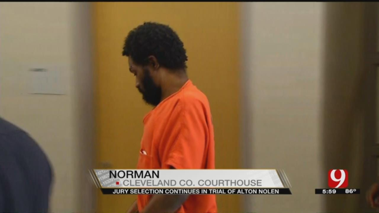 Jury Selection Continues For Alton Nolen's Murder Trial