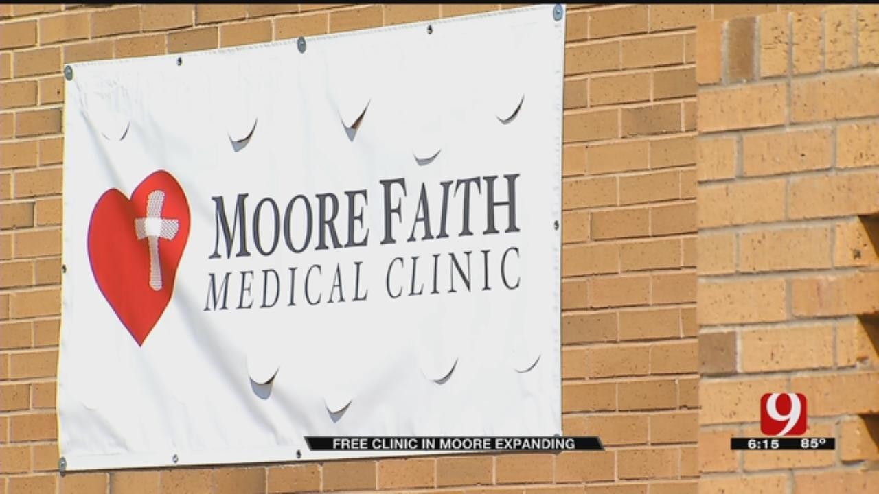 The Moore Faith Medical Clinic New Location