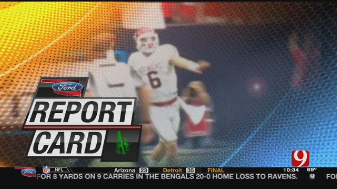 OU's Report Card