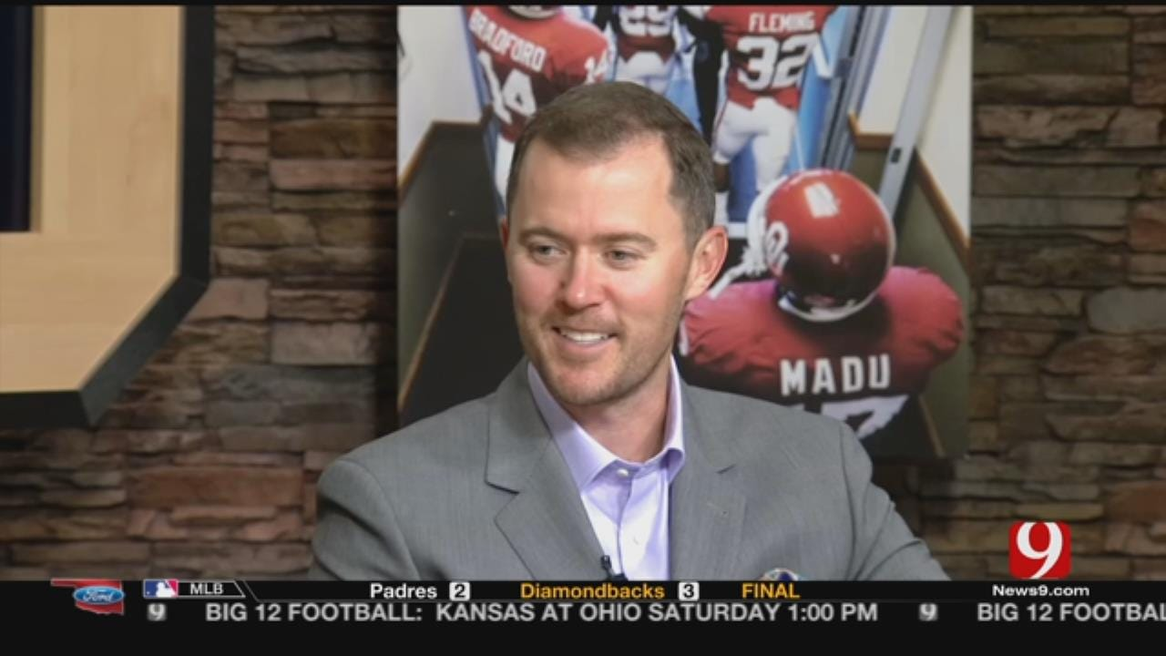 Lincoln Riley Joins Us