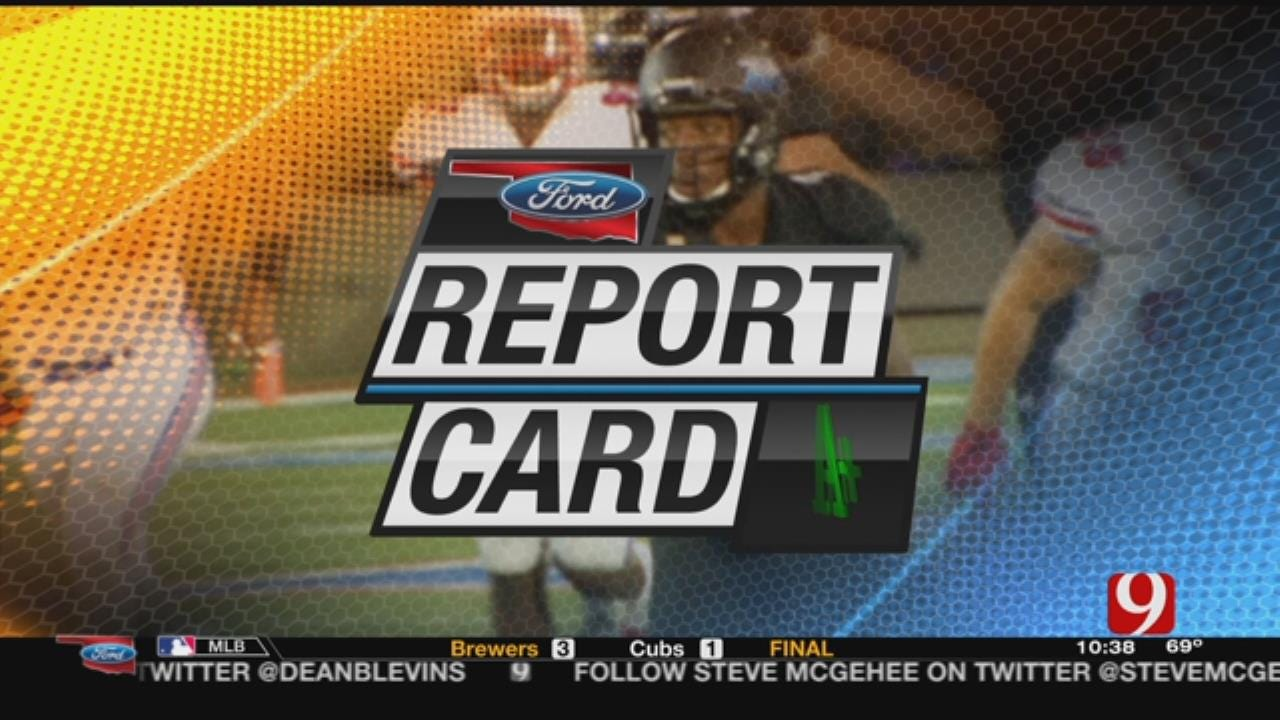 Tulsa's Report Card