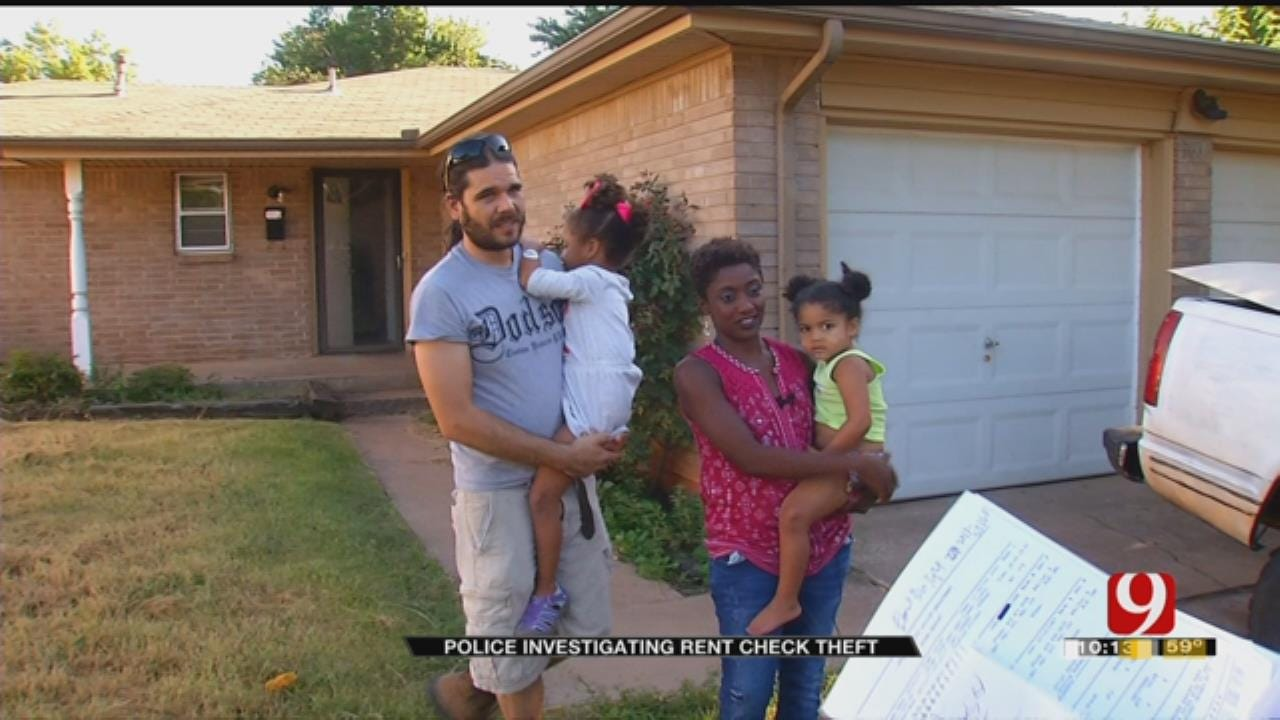 Family Faces Eviction After Rent Money Stolen