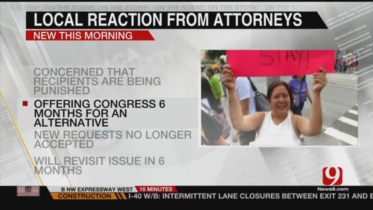 Local Immigration Attorneys Concerned After DACA Announcement