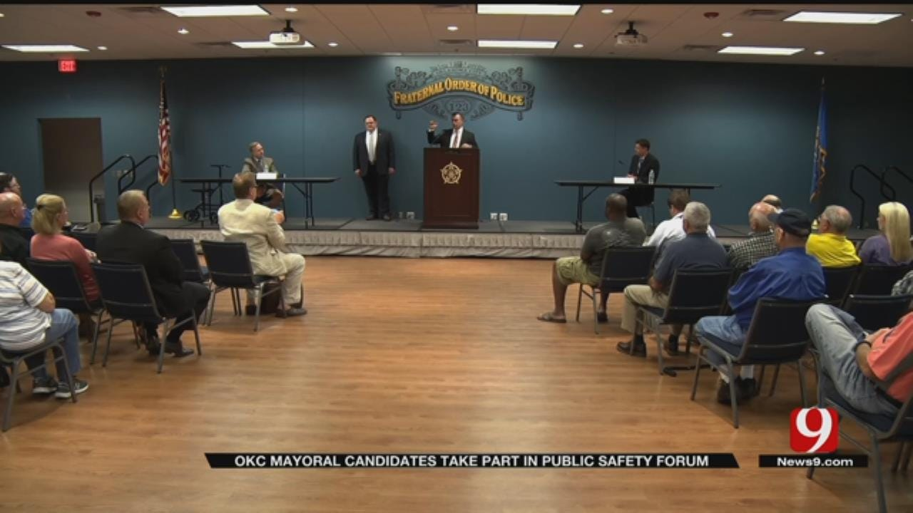 Mayoral Candidate Public Safety Forum