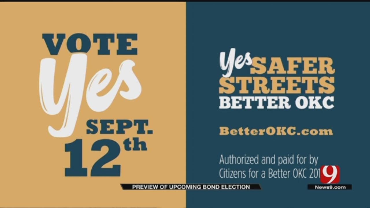 Oklahoma City Officials Campaign For 'Better Streets, Safer City'