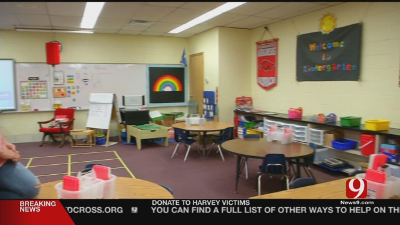 School Supplies Stolen From Oklahoma Kindergarten Teacher