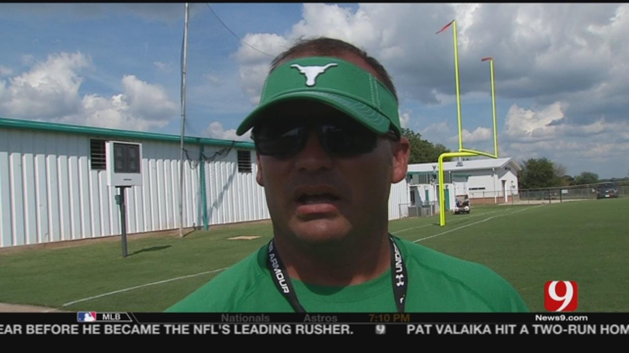 Defending 3A Champs Jones Looking Forward To Title Defense