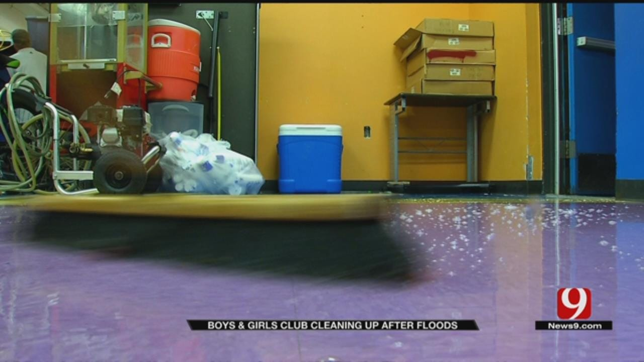 Flooding A Continuing Problem At Boys And Girls Club