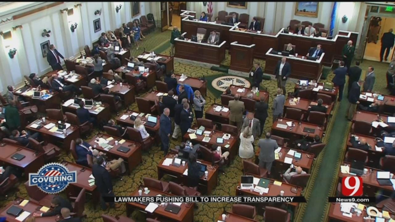 Lawmakers Calls For Measure To Increase Budget Transparency