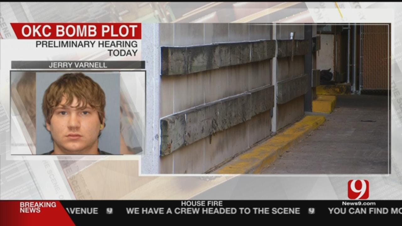 OKC Bank Bombing Suspect In Federal Court Today