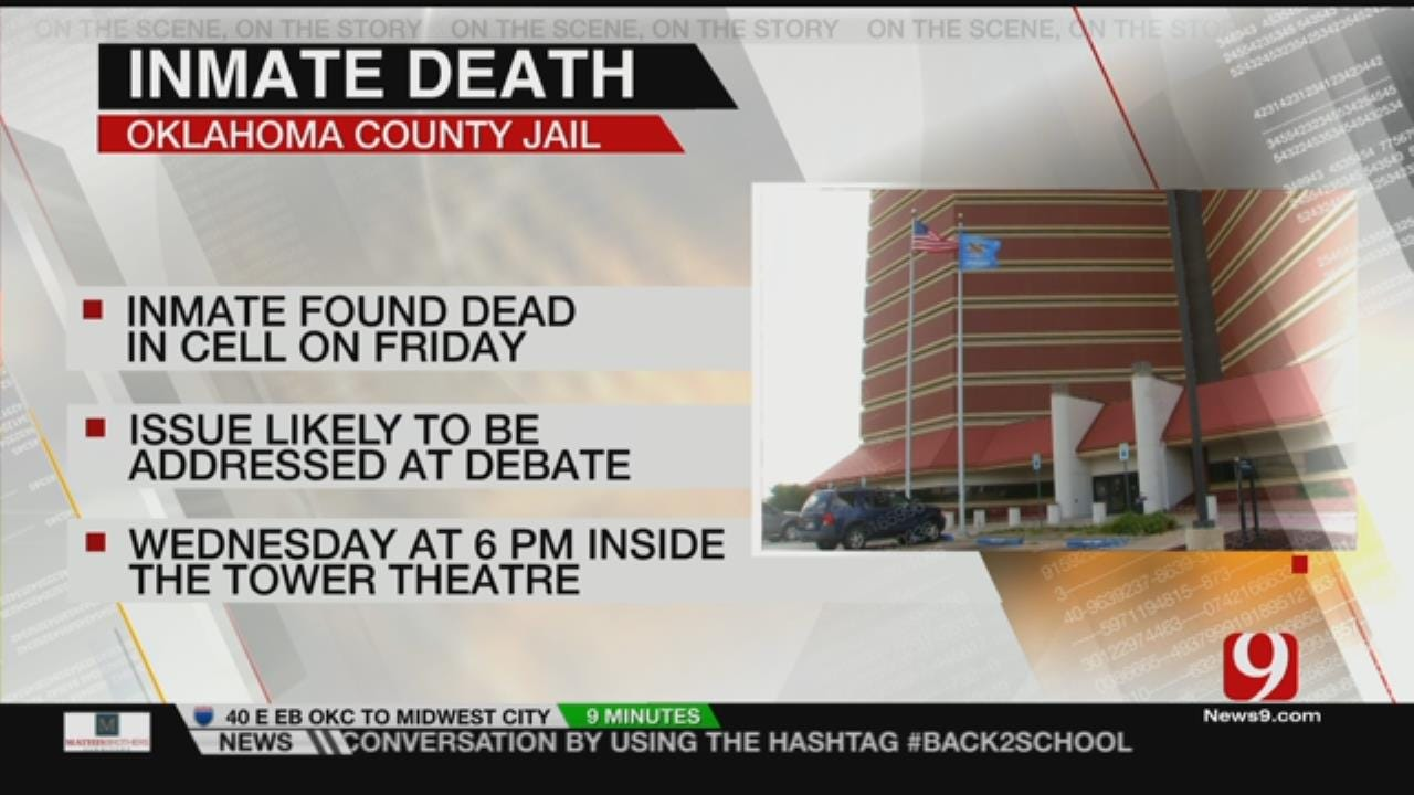 Oklahoma County Jail Deaths At 10 In 2017