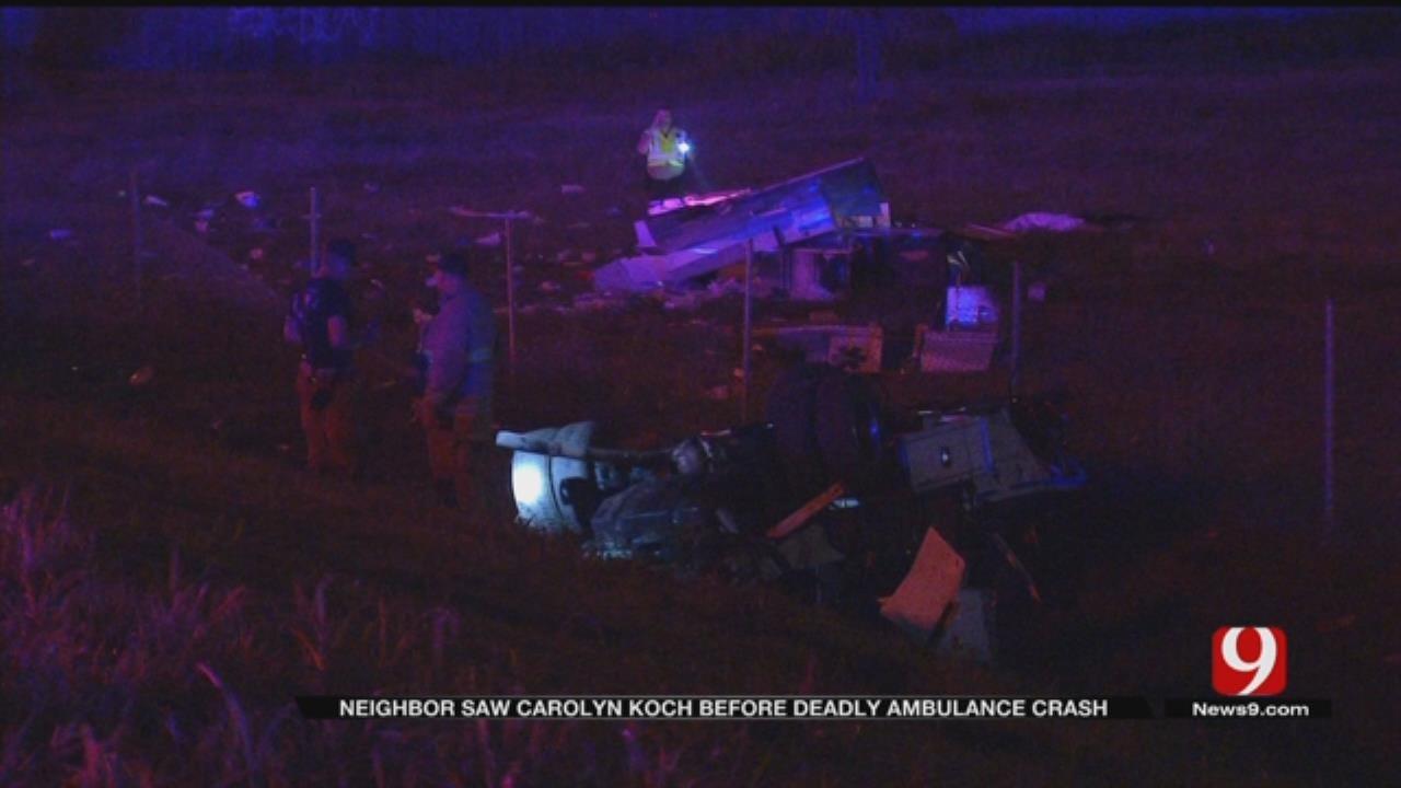 Ambulance Crash Victim's Friend Speaks Out About Loss