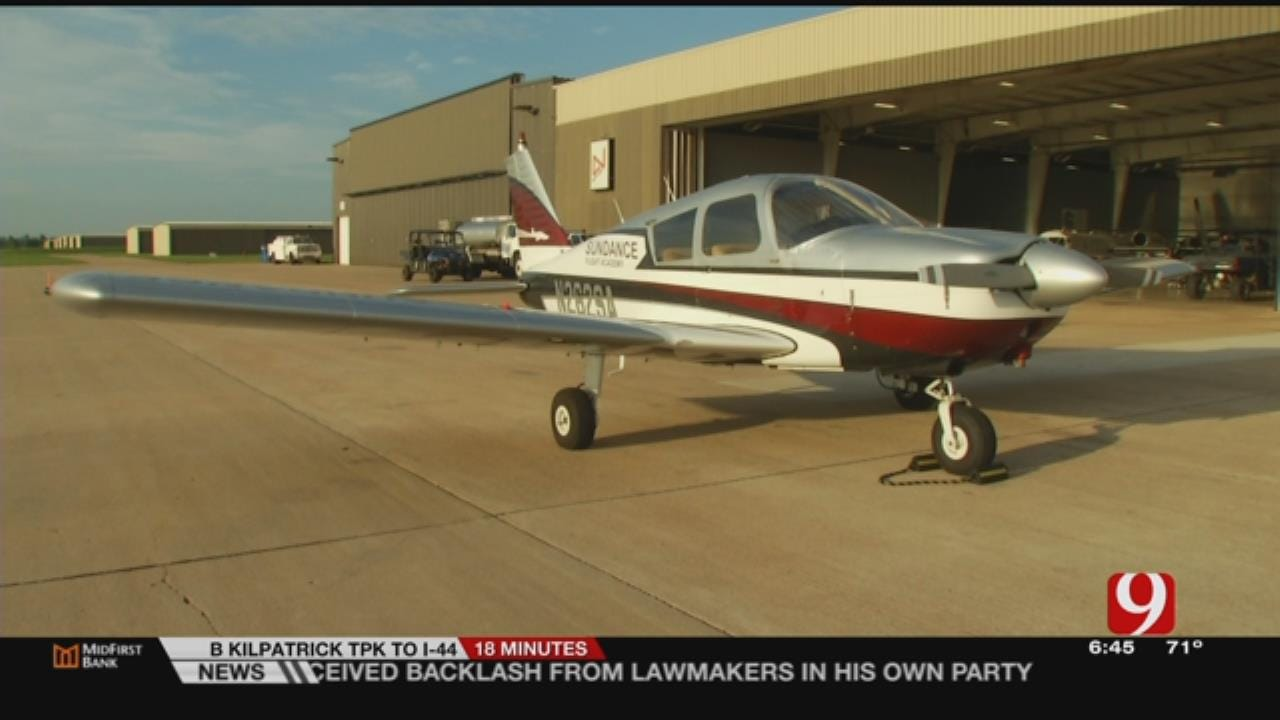 World's Largest Air Rally Takes Off In NW OKC Saturday, Part II