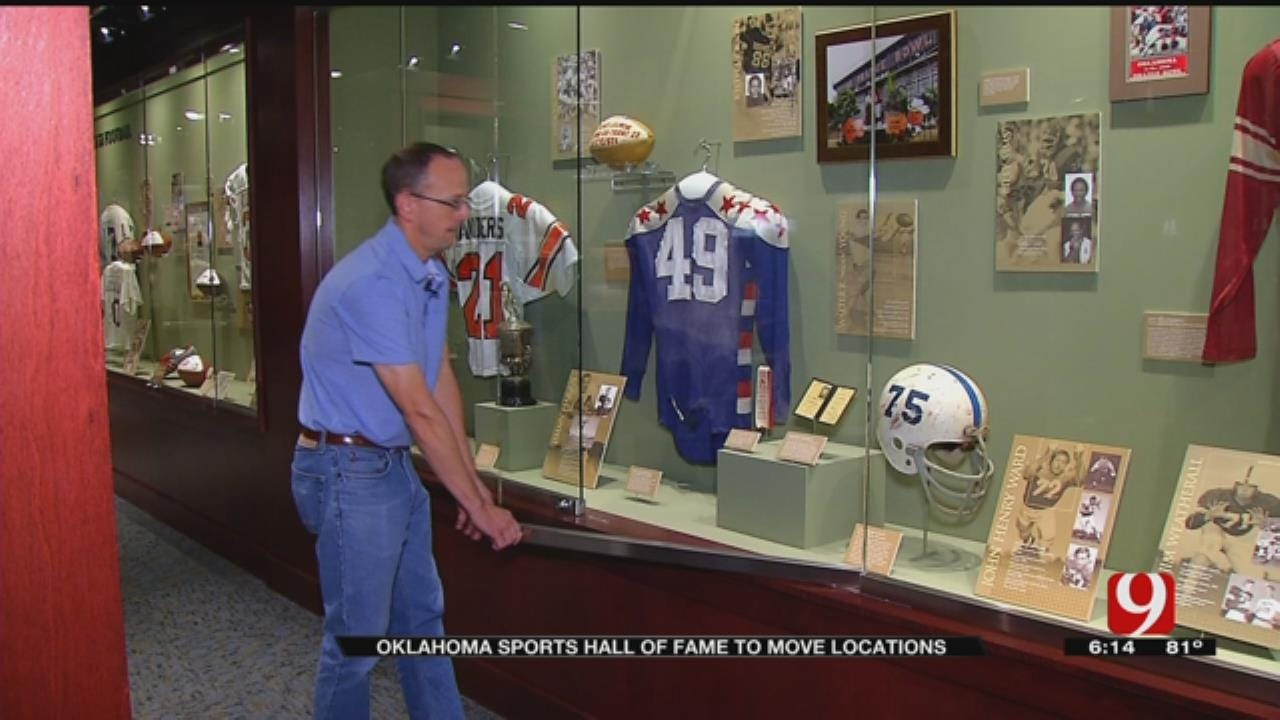 OK Sports Hall Of Fame Moving To Bricktown