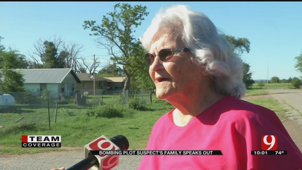 OKC Bombing Plot Suspect's Family Speaks Out