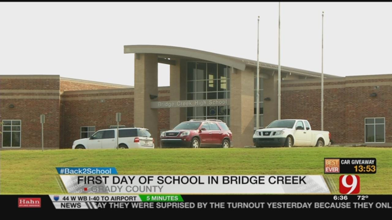 Bridge Creek Continues With Four-Day School Week