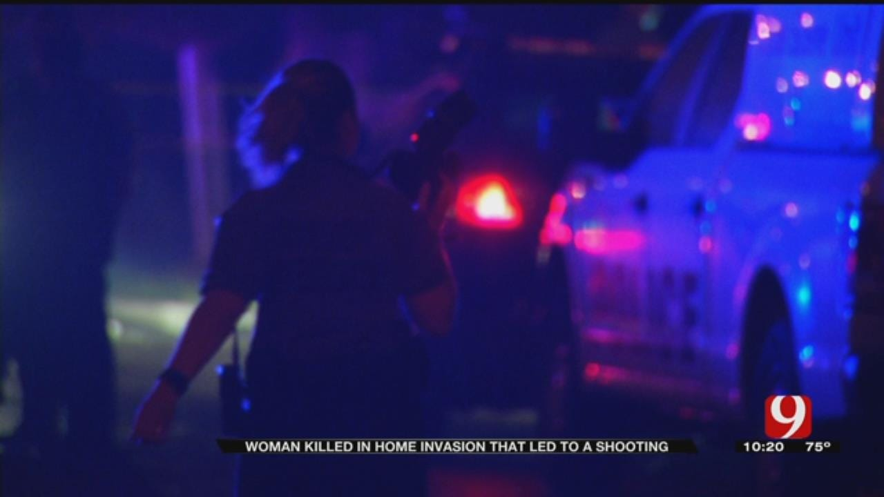 Suspects Kill One Woman, Shoot Another Man In SW OKC Home Invasion