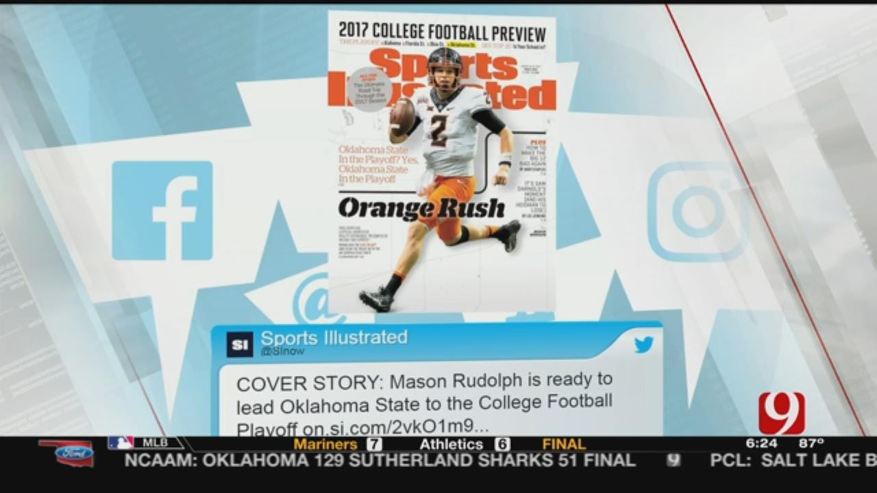 Sports Illustrated Predicts OSU Will Make College Football Playoff