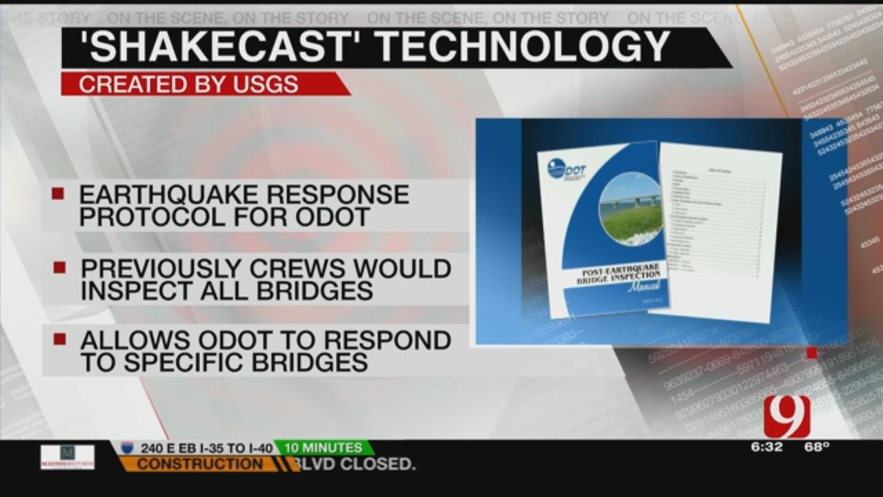 ODOT Finds New Way To Identify Bad Bridges After Quakes