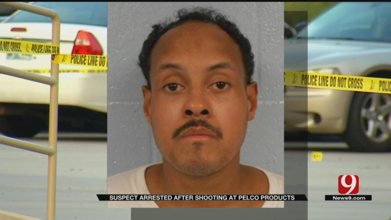 Arrest Made In Edmond Shooting; Victim Recovering At Home