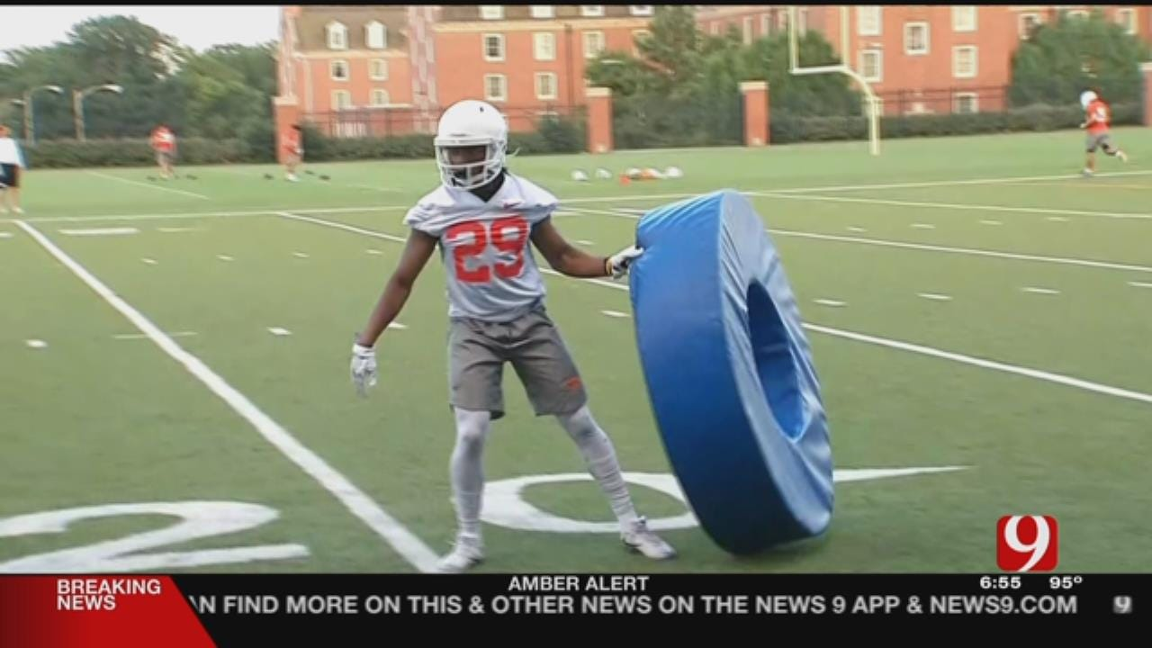 High Expectations Surround OSU's Football Team