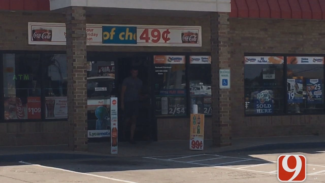 Edmond Man Accused Of Breaking Into Gas Stations, Loading Money Onto Credit Cards