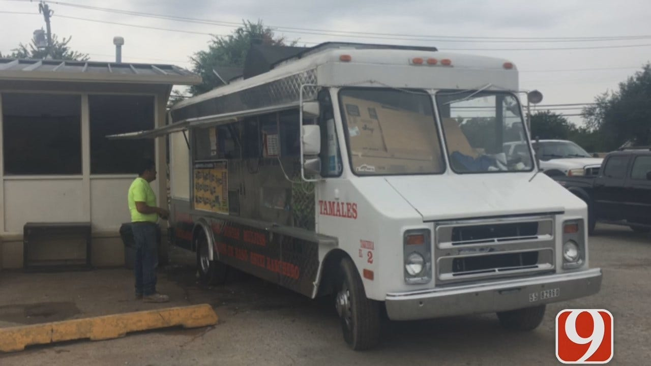 OKC Food Truck Robbed Twice By Armed Suspects