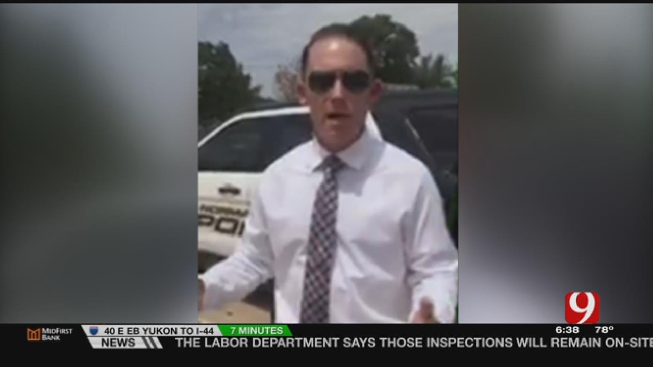 Norman Police Share Hot Car Safety Tips