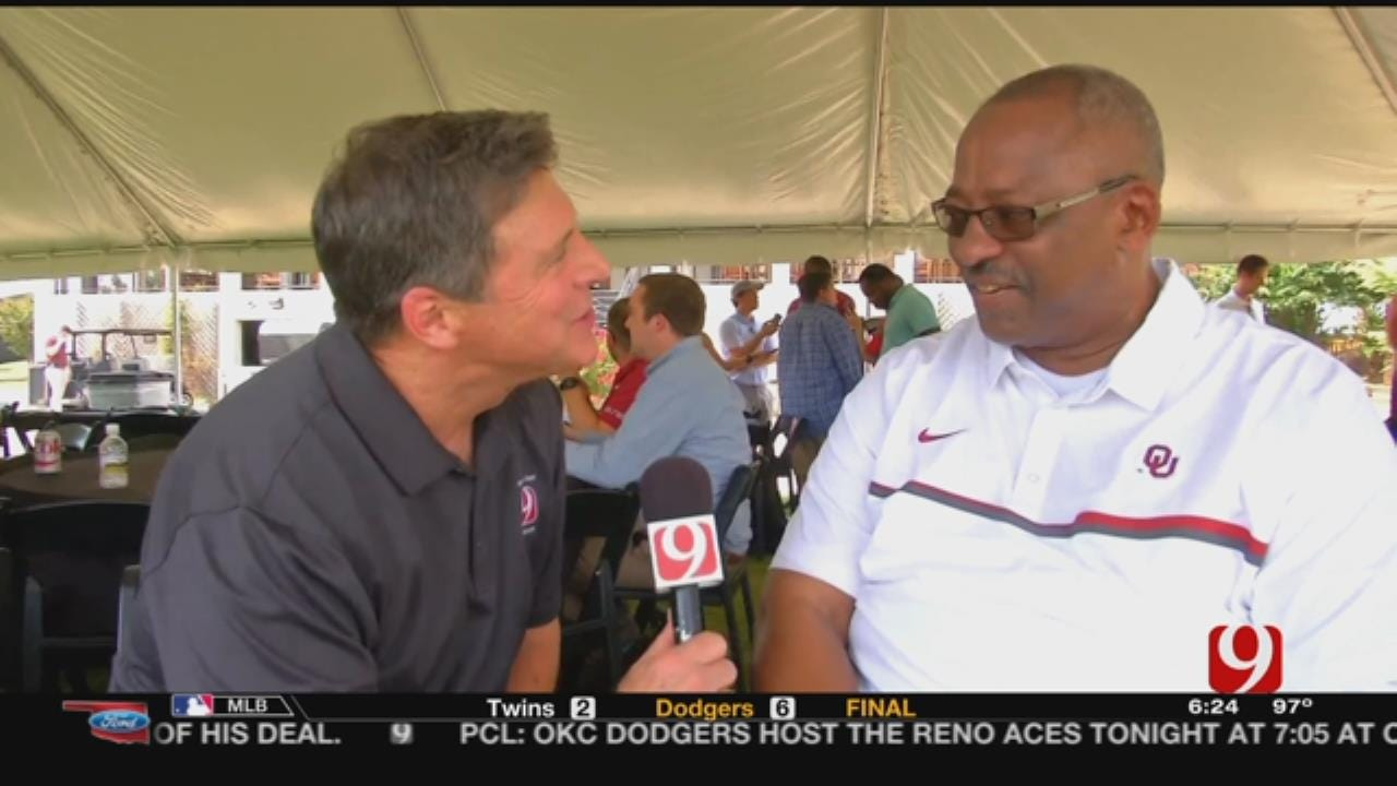 Dean Goes 1-On-1 With New OU Assistant Ruffin McNeill